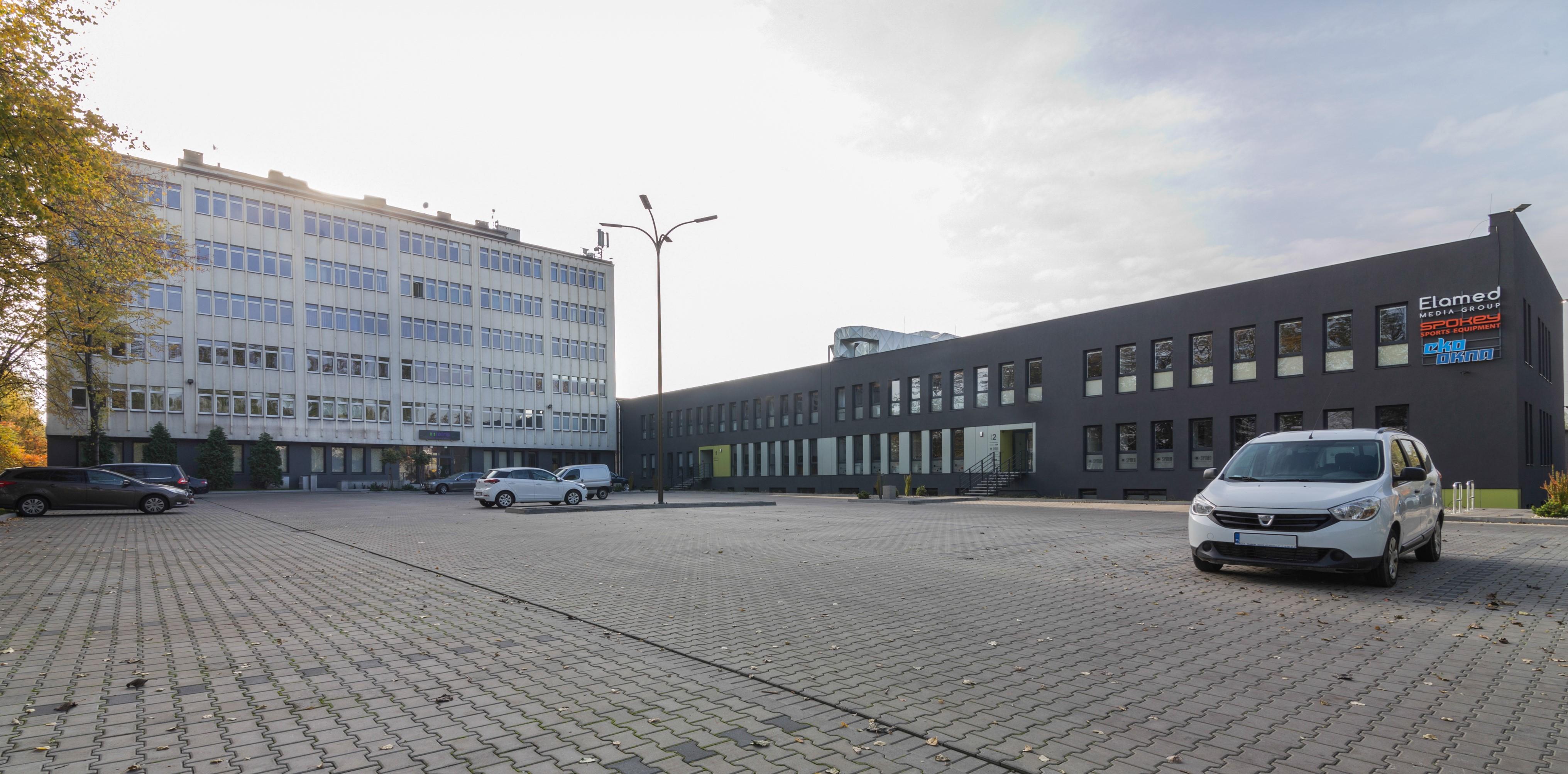 Katowice, Roździeńskiego 188C