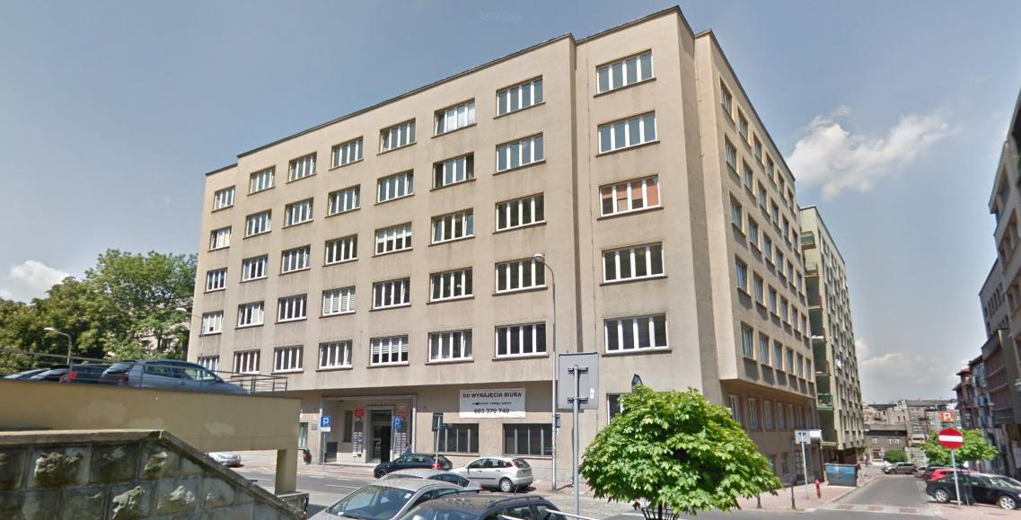 Katowice, Dąbrowskiego 22
